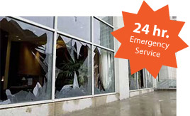 24 Hour Emergency Board Up Service